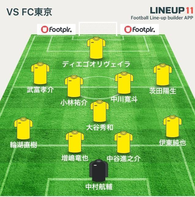 J1リーグ 1stステージ 第6節 FC...