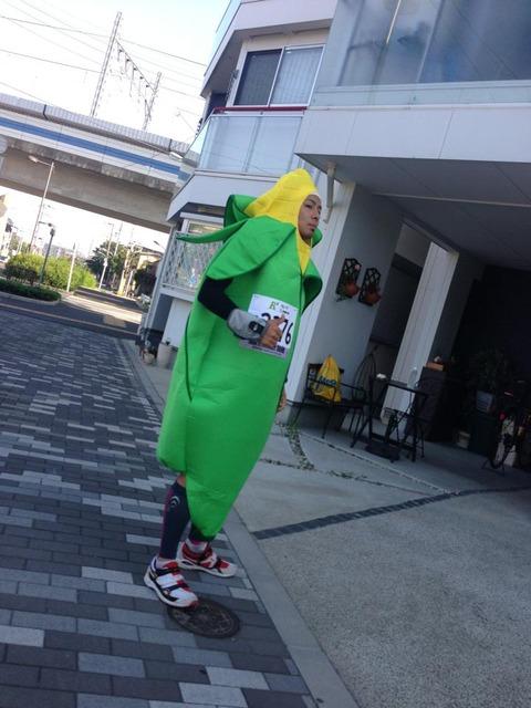 初の仮装マラソン!|東京・柴又100k