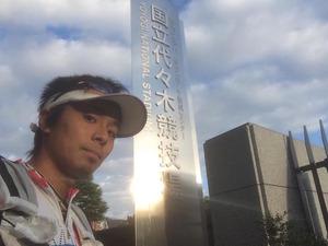 今週のトレーニング【2014/11/10-15】