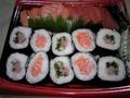 コストコまぐろサーモン寿司