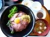 ローストビーフ丼�(THE sea)