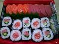 サーモンと鮪寿司(コストコ)