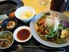 サラダ&焼肉ランチ(トラジ)