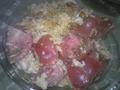 トマトと玉子の中華炒め