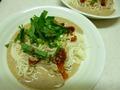 冷やしくるみ素麺