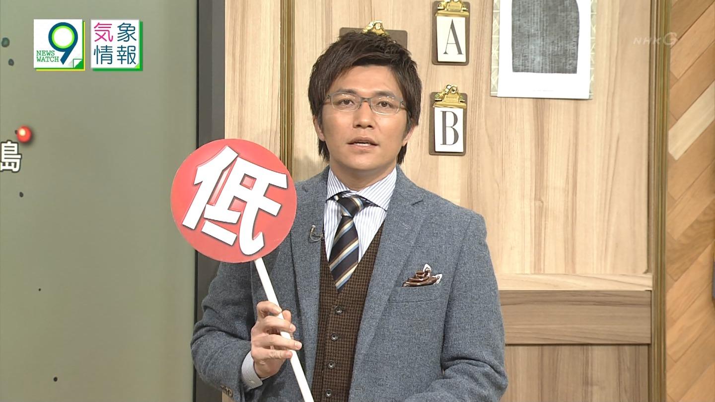 男性アナいろいろ : NHK 伊藤雄...