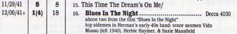 W Herman Blues & Dream