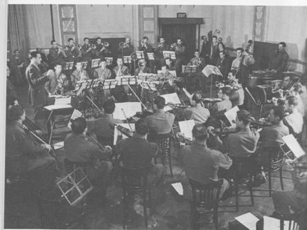 GM AAF Band Abbey Roas Studio Recording  Sep 16 1944 1