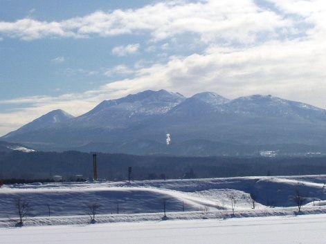 八甲田山・雪景色 2013年1月 2 smallen