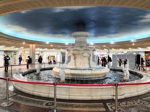 泉の広場1