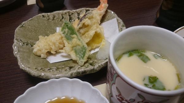DSC_てんぷらt茶碗蒸し