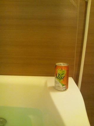 お風呂で一杯!!