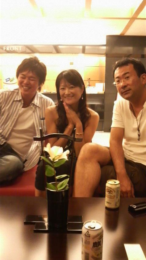 監督と撮影場所巡りしました(*^^*) : 野田幹子の香音な日記