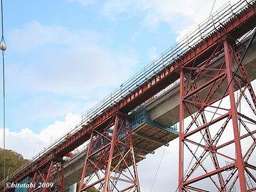 古い橋をそのままにしておくなんて、あり得ませんよ