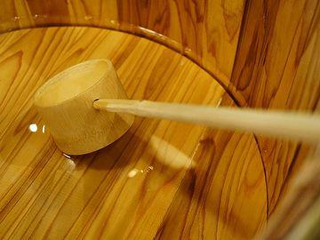樽の檜の香りも移って