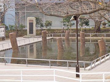 関東大震災のときに突然、畑の中から、7本の檜(ひのき)丸太が突き出したんですよ