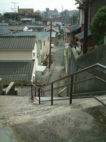 新潟砂丘からの眺め