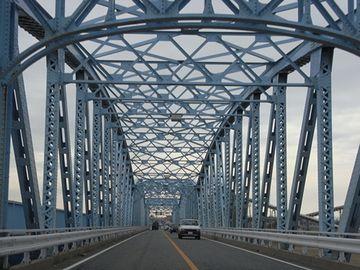 泰平橋(橋長938メートル)