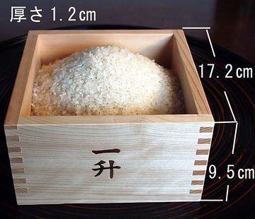 クニマス一匹が、米一升と交換