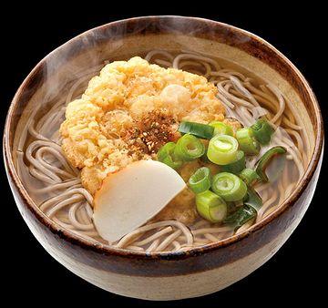 天ぷら蕎麦が好きなんですけど……