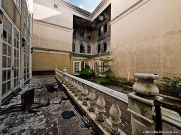 『新潟ロシア村』は放置されたまま廃墟になって……