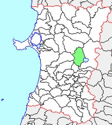 秋田県仙北郡西木村