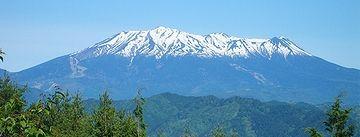木曽の御嶽山