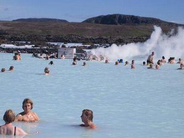 アイスランド・温泉