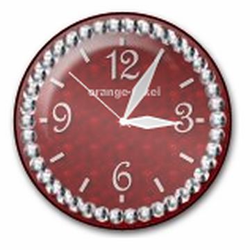 時計の文字盤は、15:05