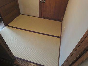 昭島市にあった『西川家別邸』女中部屋