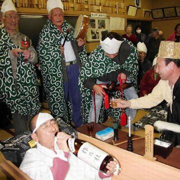 秩父の奇祭『ジャランポン祭り』