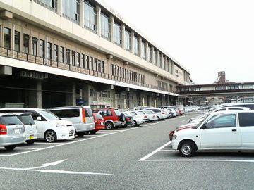 新潟駅南口駐車場