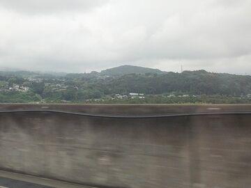 山が近づいて来ました