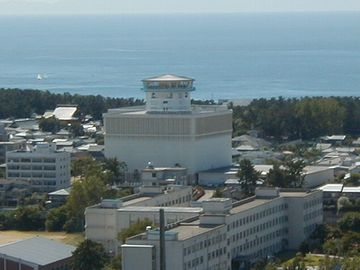 日本海タワーの立地