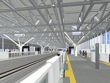 北陸新幹線の開業は、2015年春。『富山ー東京』間が、2時間7分で結ばれます。