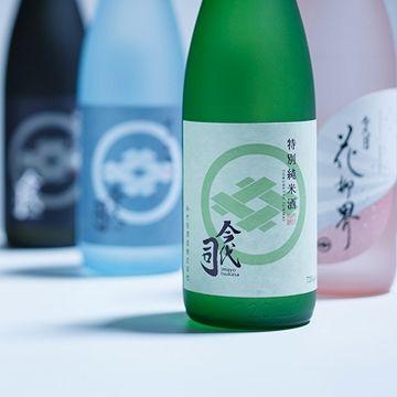 新潟銘酒『今代司(いまよつかさ)』