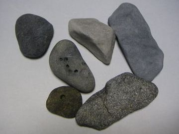 ただの石ころ