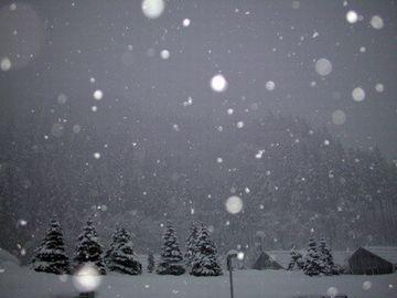 雪は、その名産品を作るための重要な条件