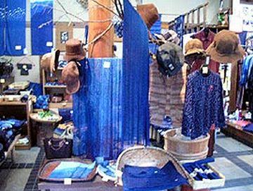 藍づくし やす形・作品販売