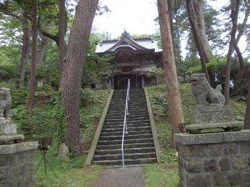 それが、椿神社ということじゃ