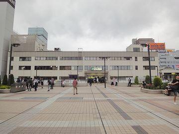 『松戸駅』