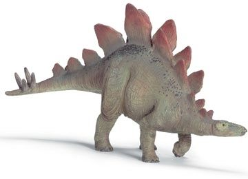 ステゴサウルスの骨板