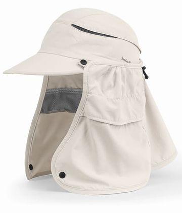 生き残った日本兵みたいな帽子