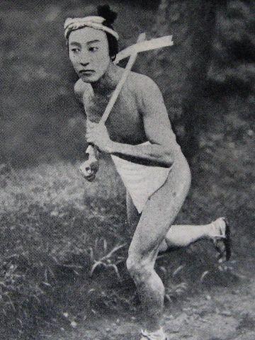 江戸時代の飛脚の走法『なんば走り』