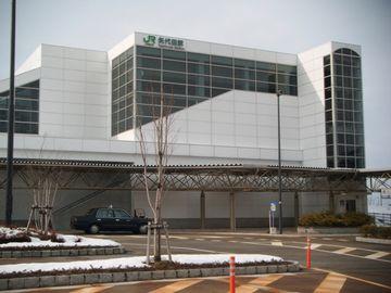 これが矢代田駅です
