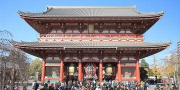 浅草寺『宝蔵門』