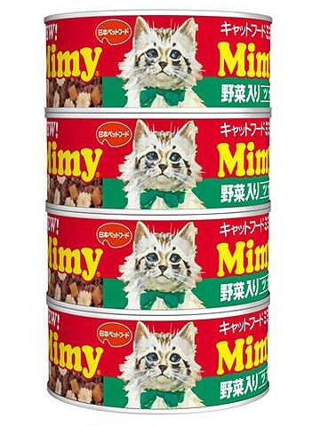 缶詰に猫の絵が書いてあるのに仰天したとか。猫肉の缶詰だと思ったんですね。