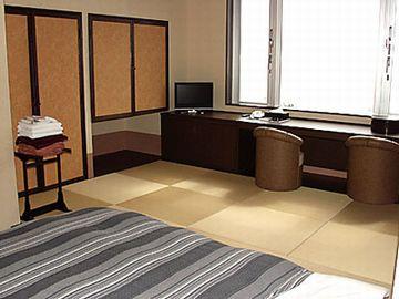 部屋なんか、東京のシティホテルより、ずっと広いみたいですし
