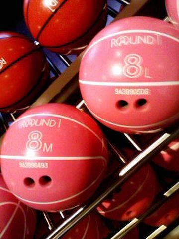 8ポンドのボール