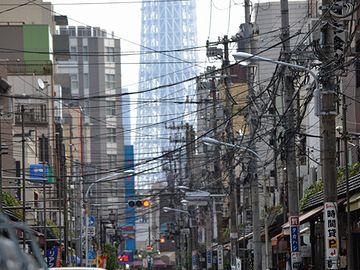町中に電線が張り巡らせられるようになって、ねぷたの運行が出来なくなったんです